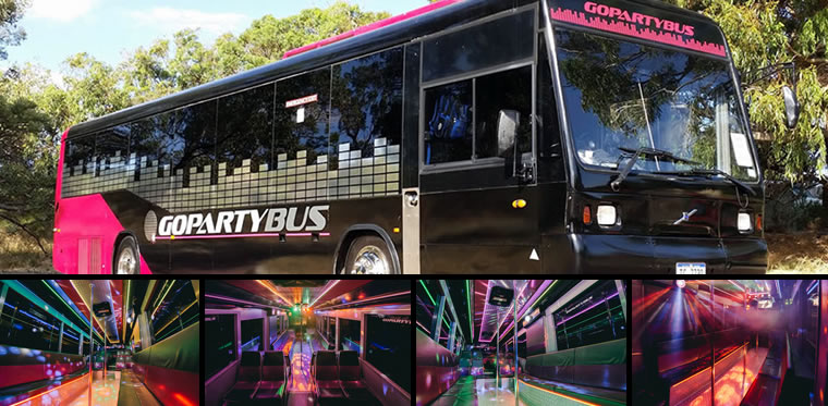 Prom With Friends? Rent a Party Bus