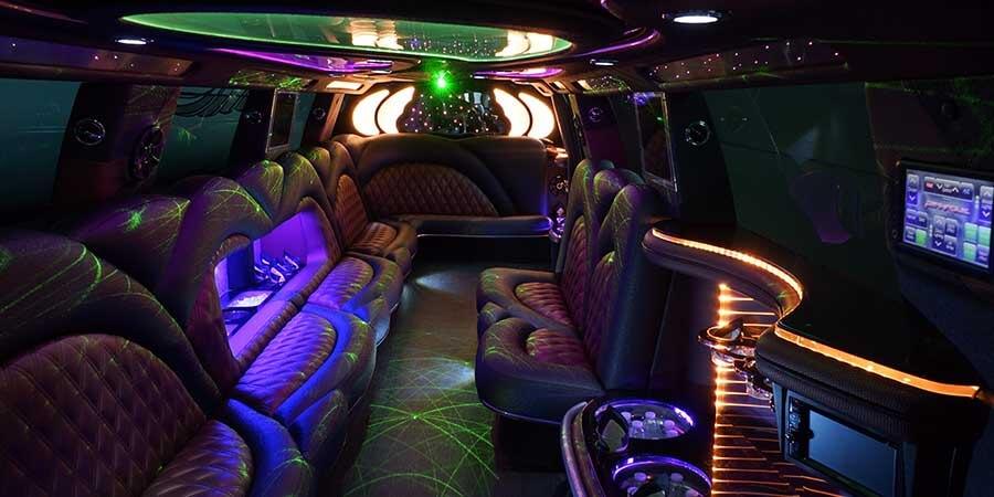 Grand Rapids MI Party Buses